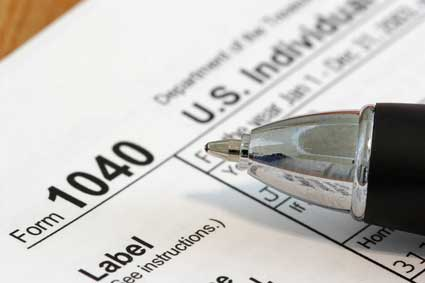 1040 Tax Form Instructions 2012 2013