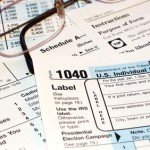 1040 EZ Tax Form