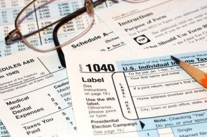 IRS Federal Tax Forms and Instructions