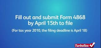 2014 IRS Tax Extension Form